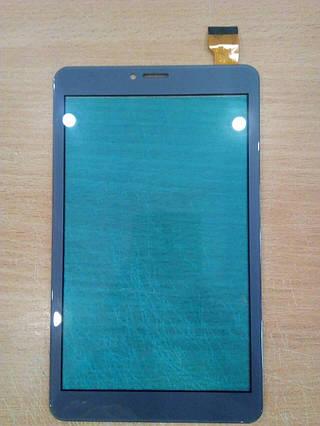 Тачскрин сенсор Nomi C070012 Corsa 3,  2.5D.  (CY70S309-01) серый