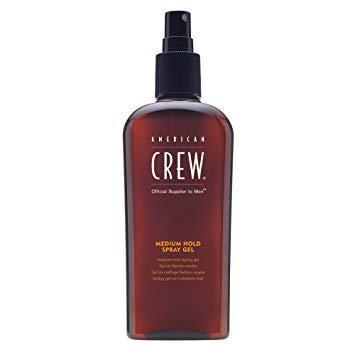 American crew Спрей-гель для волос средней фиксации - Spray Gel Medium Hold, 250 мл