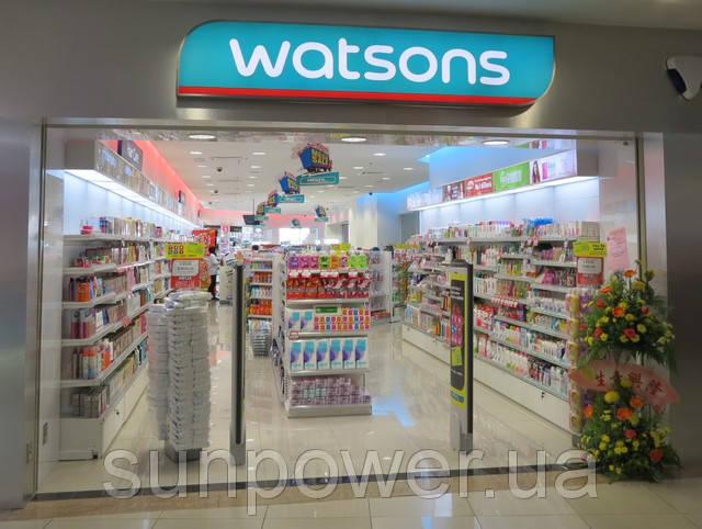 Watsons сеть магазинов 2