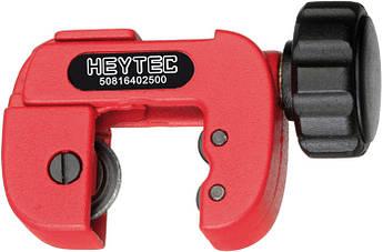 Компактний труборіз 80 мм для труб діаметром 3-23 мм HEYTEC Німеччина
