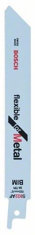 Полотно ножівочне S 922 AF BOSCH (5шт)