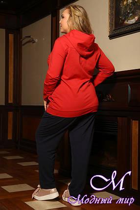 Спортивный костюм большого размера женский (р. 48-90) арт. Турция, фото 2