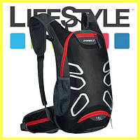 Лыжный рюкзак Anmeilu 15л водостойкий Красный