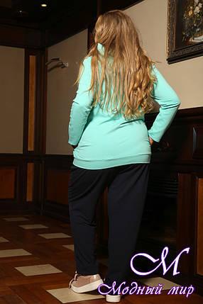 Спортивный костюм батал женский (р. 48-90) арт. Турция, фото 2
