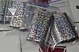 Фольга переводная (серебро голографик) 4 см, фото 2