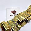 Фольга переводная (золотые звезды) 4 см