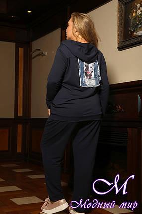 Спортивный костюм женский большие размеры (р. 48-90) арт. Турция, фото 2