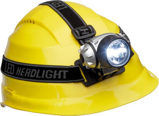 Ліхтар налобний 9 LED HEYTEC Німеччина