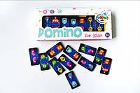 Детское Domino Funny Monsters, фото 1