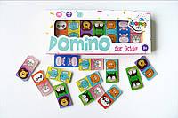 Детское Domino Animals color set, фото 1