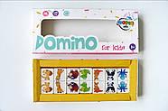 Детское Domino Animals white set, фото 2