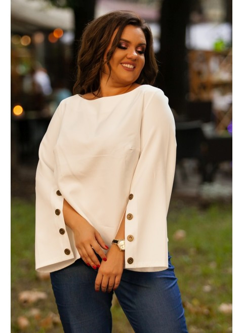 bde466c817f Женская блуза больших размеров Тейлор   размер 48-72 - ⭐Я-Модна⭐