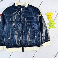 Осіння куртка на хлопчики 6-7 років. Сертифицированная компания. 05d0d7d650e39