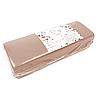 Полоски для депиляции, Panni Mlada 100 шт в упаковке, нетканые - спанбонд, какао