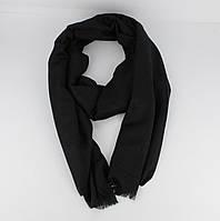 300UAH. 300 грн. В наличии. Кашемировый палантин Louis Vuitton 8881-18  черный двусторонний 02fb371b5f6