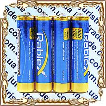 Батарейка Rablex R03 1.5 V 60 шт./уп.