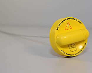 Щуп индикатор уровня масла на Renault Trafic  2001->  1.9dCi  — Renault (Оригинал) - 8200901431