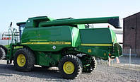 Зерноуборочный комбайн John Deere 9660i WTS б/у