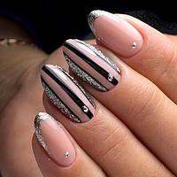 Рідка слюда для нігтів