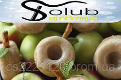 Ароматизатор Solubarome Apple Donut (пончик с яблоком) 5 мл.