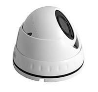 2 Мп купольна IP-відеокамера SEVEN IP-7212PA, фото 2