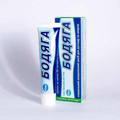 Бодяга -натуральный препарат от ушибов,синяков