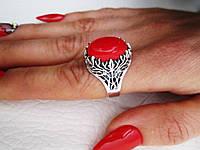 """Женское серебряное кольцо """"Эльфийское"""", фото 1"""