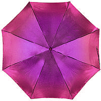 Зонт женский автомат AVK 105-6 брусничный хамелеон