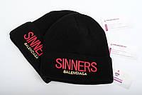 Брендовая шапка Balenciaga Sinners