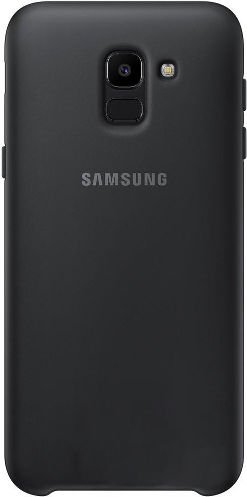"""Накладка Samsung J6 2018 """"Original Case"""" Черная"""