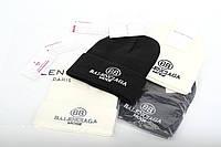 Брендовая шапка Balenciaga Mode