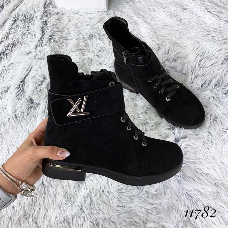 Ботиночки зимние = Lou_s&Vu_ton ==