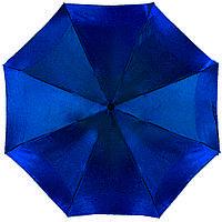 Автоматический женский зонт AVK 105-8 черничный хамелеон