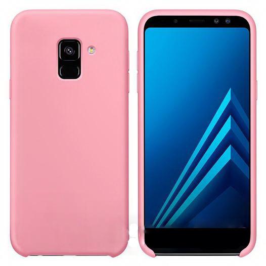 """Накладка Samsung J6 2018 """"Original Case"""" Pink"""