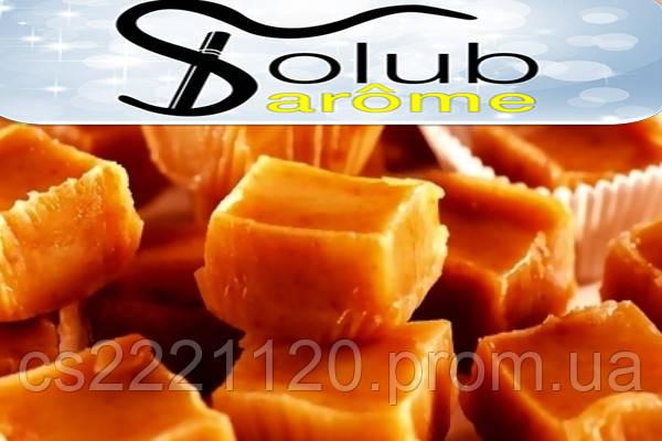 Ароматизатор Solubarome Sweet caramel (сладкая карамель) 5 мл.