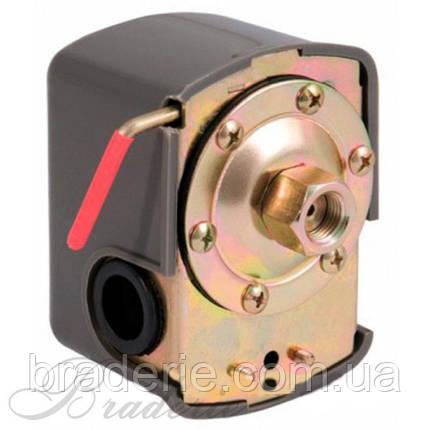 Механическое реле давления SQUARE с защитой сухого хода, фото 2