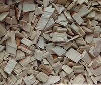Щепа Дубовая. (Фракция 6-12 мм)  мешок 15 килограмм