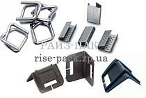 Крепежные изделия для пп ленты упаковочной