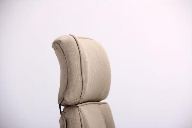 Кресло Madison хром/песочный (фото 9)