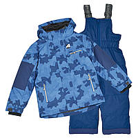 Зимний  костюм детский куртка и полукомбинезон Perlim Pinpin. арт.VH273 D1 4 - 6 лет