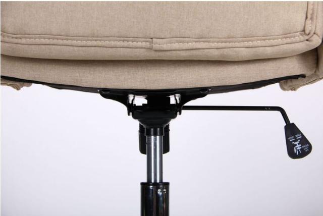 Кресло Madison хром/песочный (фото 11)