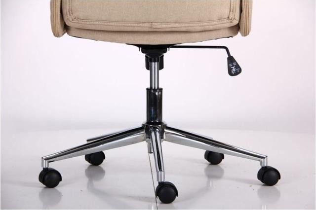 Кресло Madison хром/песочный (фото 12)