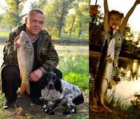 """Охота и рыбалка на базе отдыха """"Орельский Двор""""."""