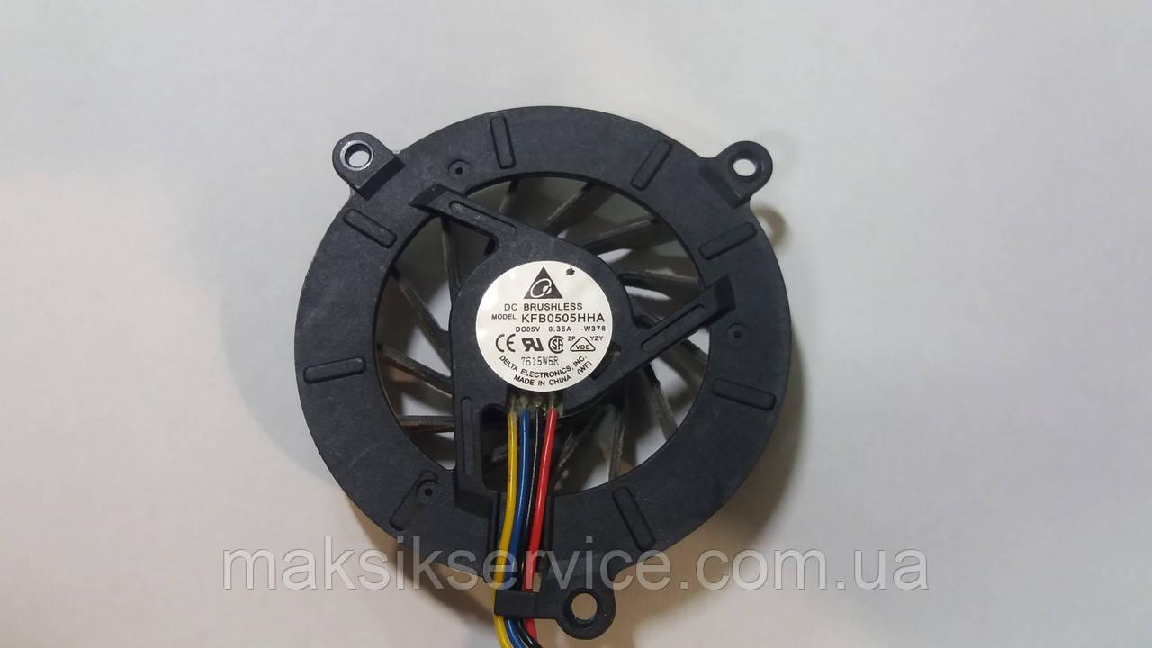 Вентилятор для ноутбука Asus F3K KFB0505HHA