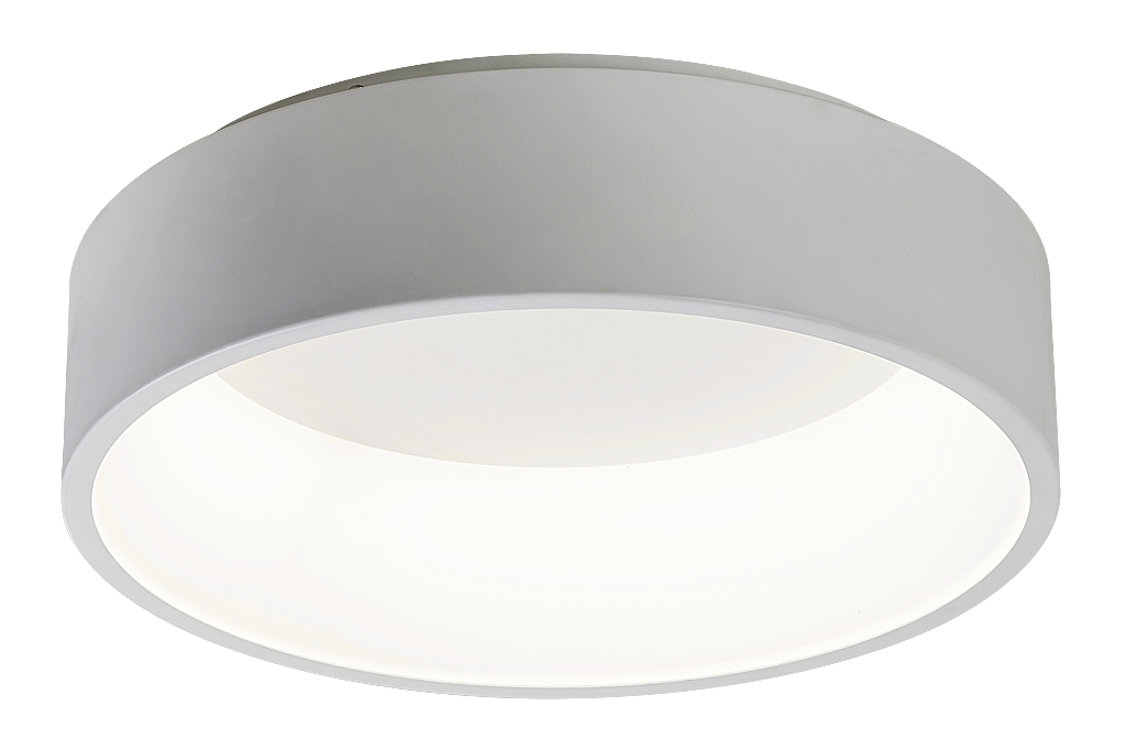 Потолочный светильник Rabalux Adeline 2507 1х26Вт LED белый/металл