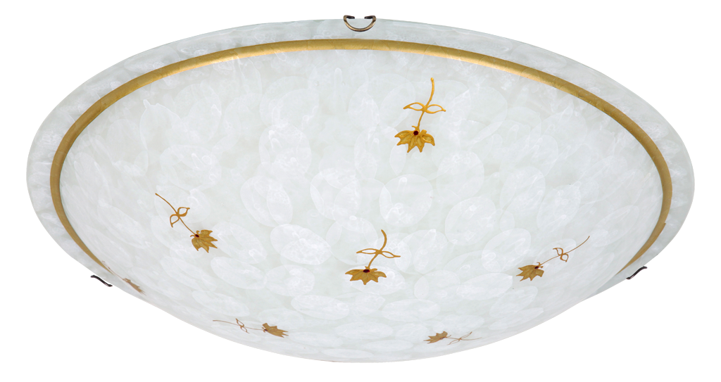 Потолочный светильник Rabalux Art flower 1954 3х60Вт E27 бронза/металл