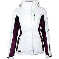 Куртка женская лыжная Killtec 19121 (белая, лыжная, мембрана 8000, капюшон, водонепроницаема, бренд килтек) , фото 1