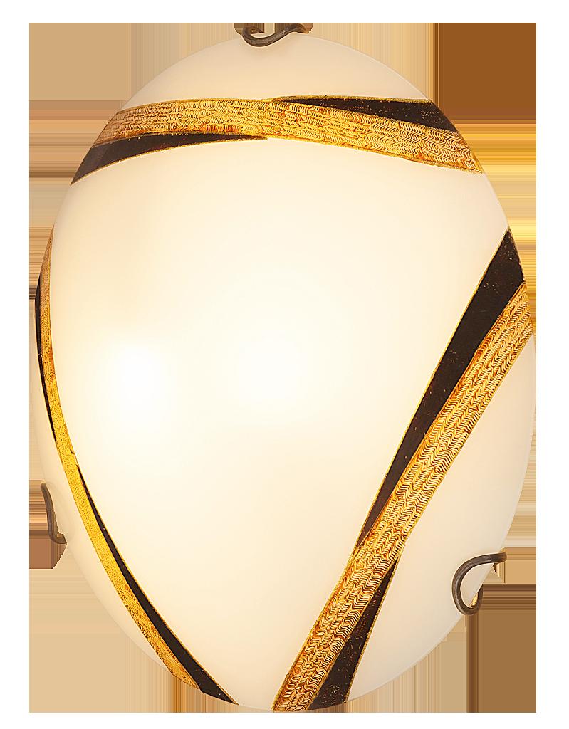 Потолочный светильник Rabalux Art bronze 1947 1х60Вт E27 цветной/металл