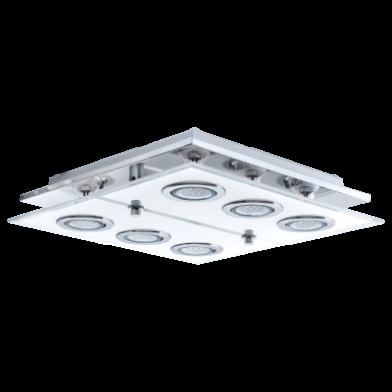 Потолочный светильник Eglo CABO 30932 серебро/стекло