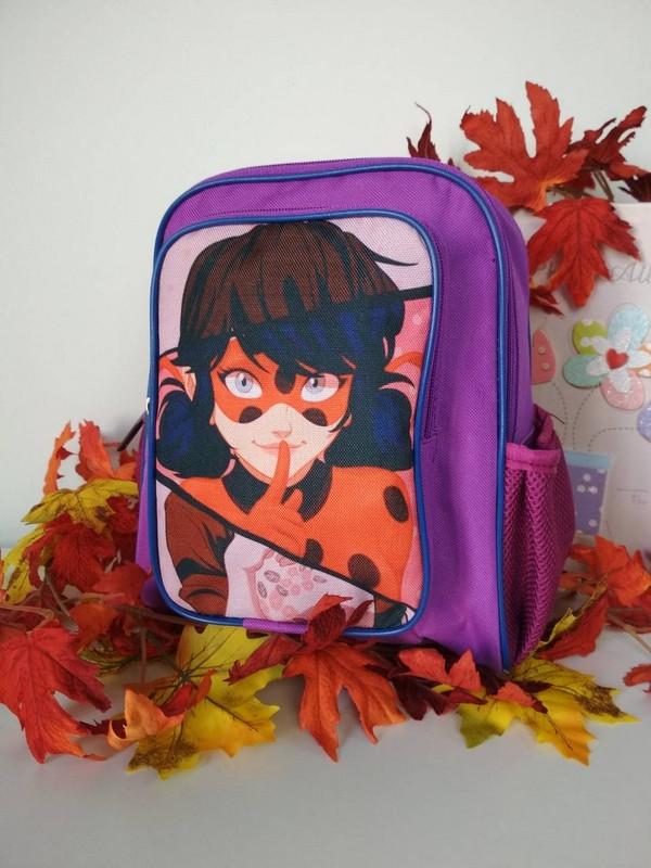 Детский рюкзак для девочки Леди Баг 30*30*12 см